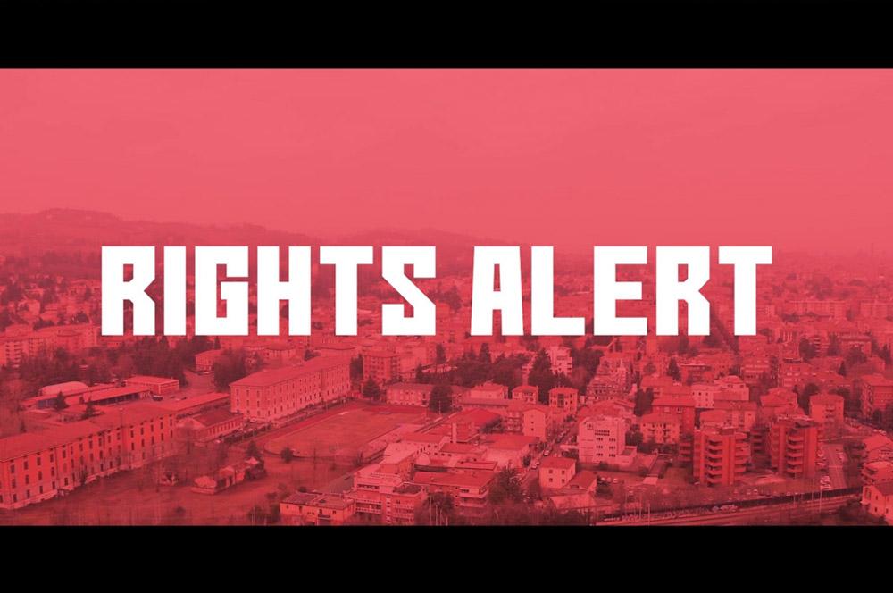 Rights Alert