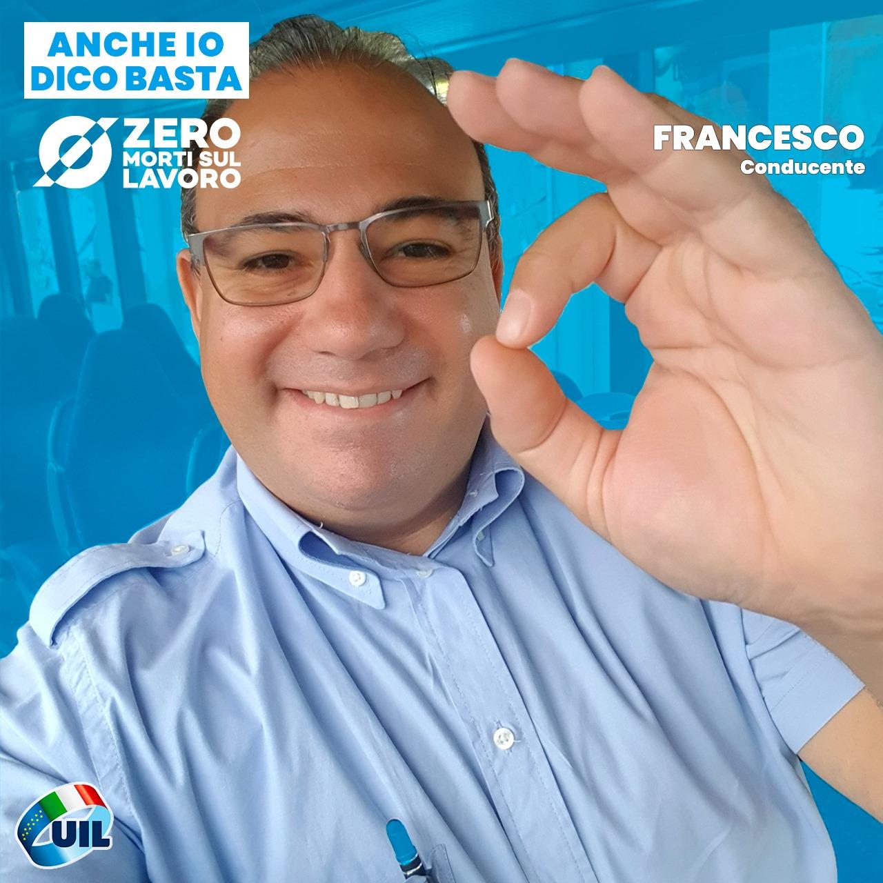 FRANCESCO, conducente