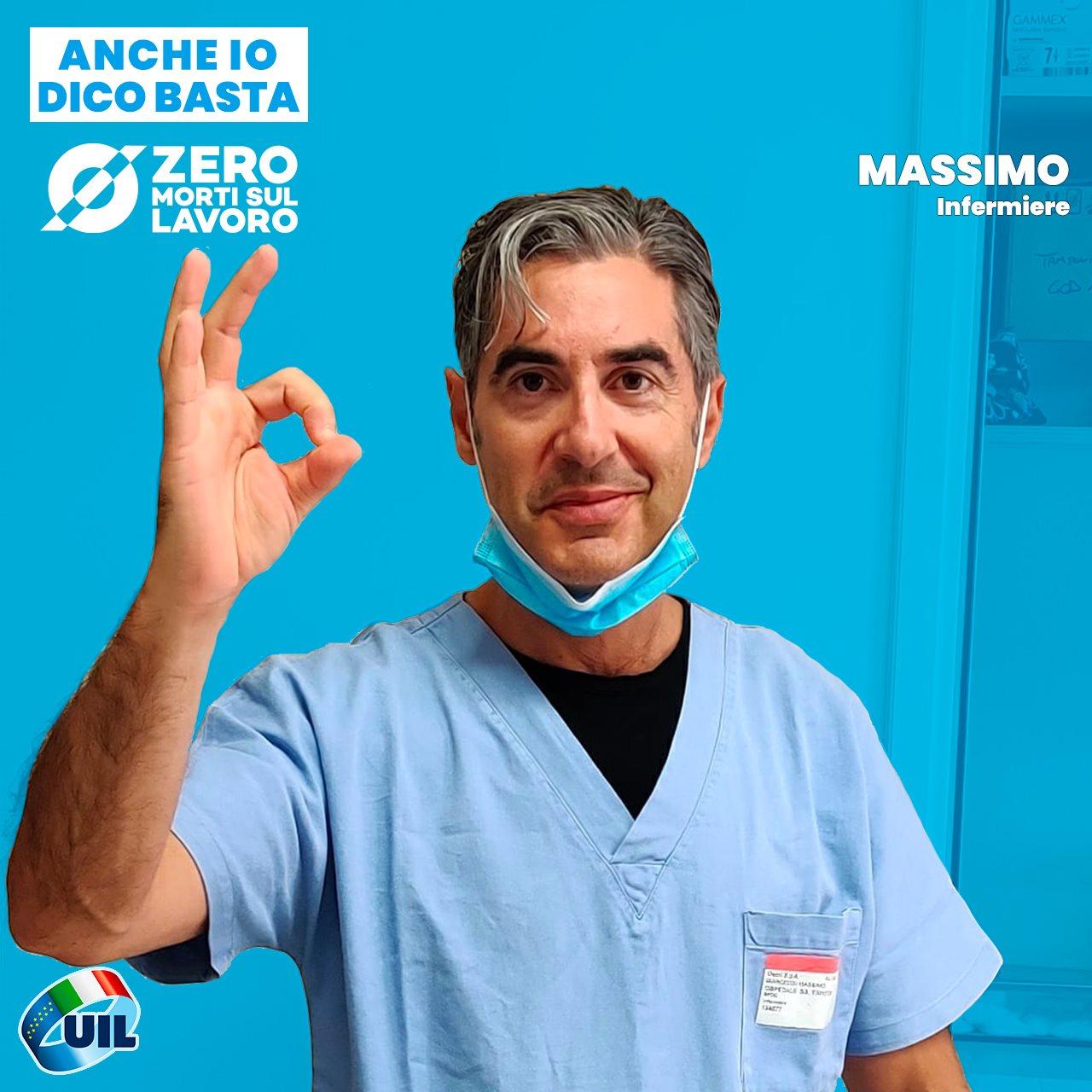 MASSIMO, infermiere